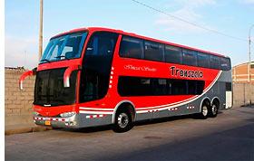 Bekväma långfärdsbussar