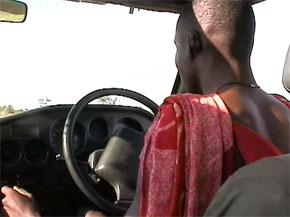 Kemimi min guide under dagarna i Massai Mara