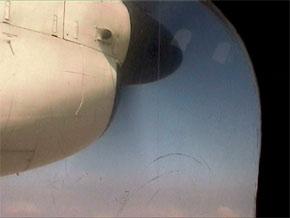 Propellerplan till Olkiombo