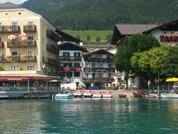 Attersee stad