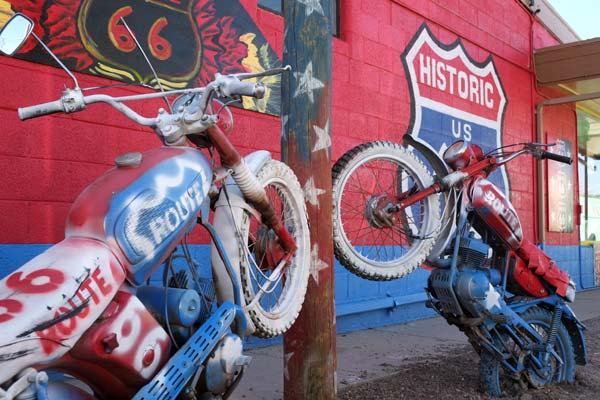 Arizona, Route 66