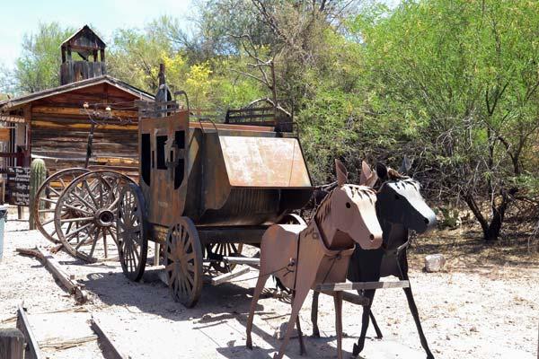 Apache Trail- Tortilla Flat