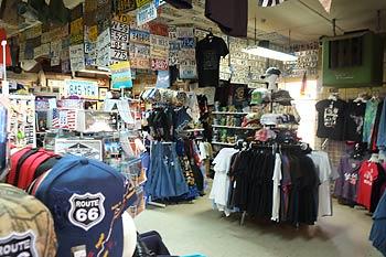 Route 66 souvenirer